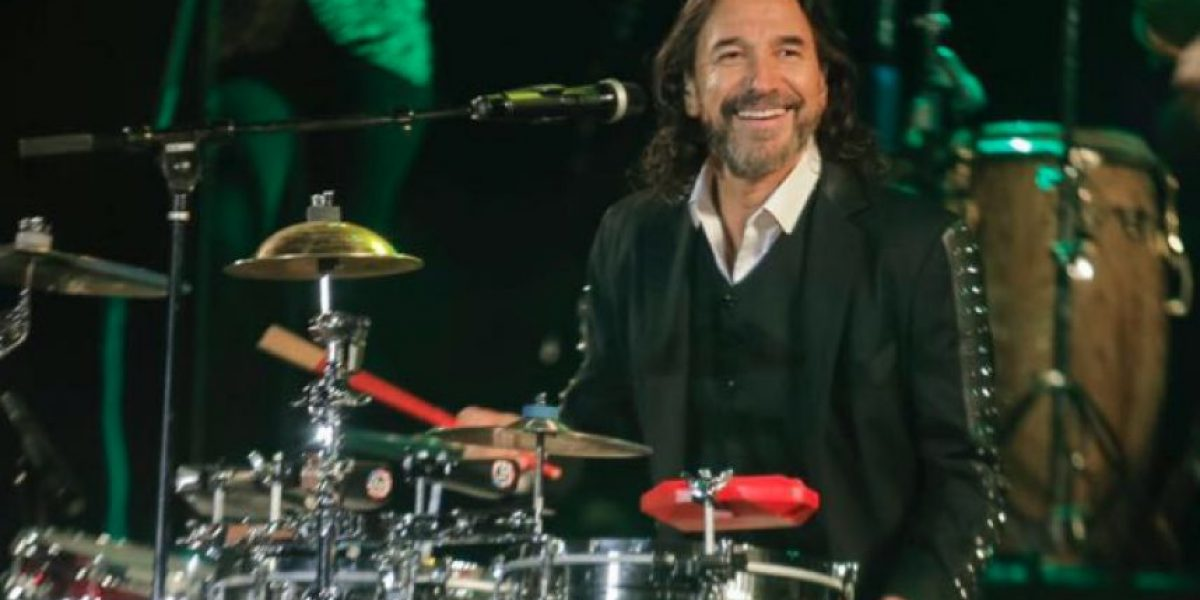 Marco Antonio Solís, el Buki, recorrerá 40 años de trayectoria durante su concierto en Guatemala