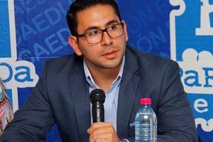 Enrique José Escobar Solórzano, director de la Digef, detenido. Foto:Cortesía