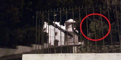 Detectan actividad paranormal en el Cerrito del Carmen y estas fotos pueden ser la prueba