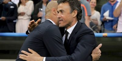 Getty Images Foto: Lionel Messi comparó a Luis Enrique con Pep Guardiola