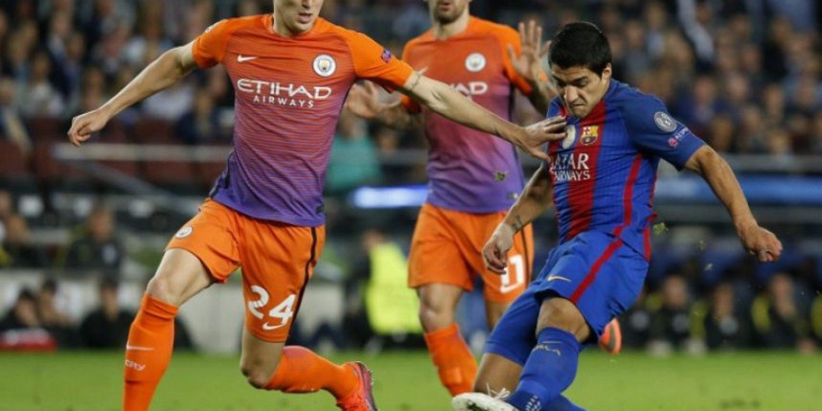 El primer partido culminó con un contundente 4-0 a favor de los azulgranas. Foto:AFP