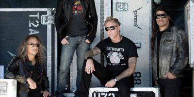 Foto:Metallica