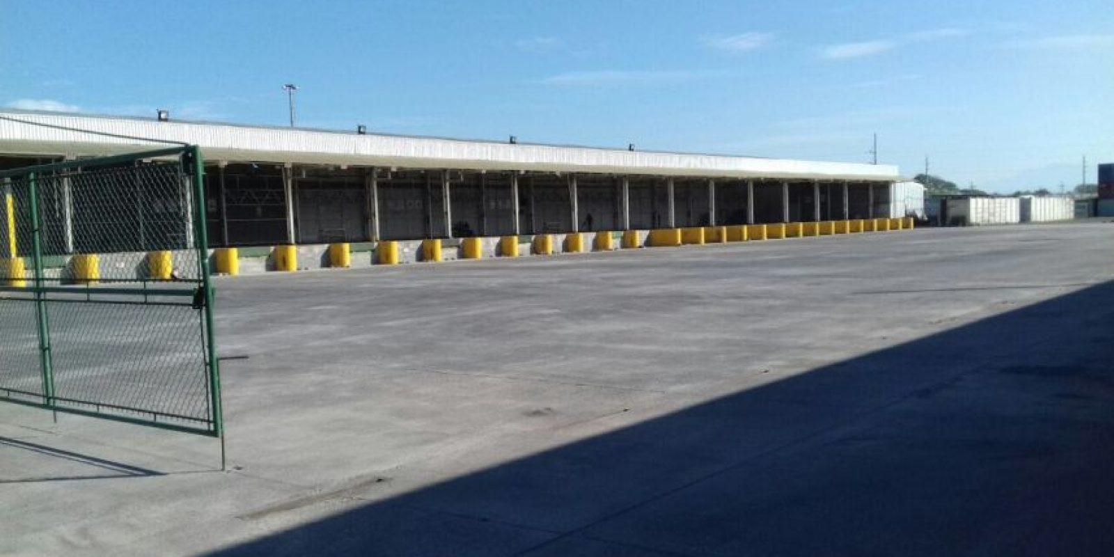 Aduanas vacías. Foto:Cortesía