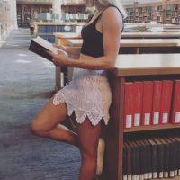 Instagram Foto:Las mejores imágenes de las redes sociales de Eugenie Bouchard