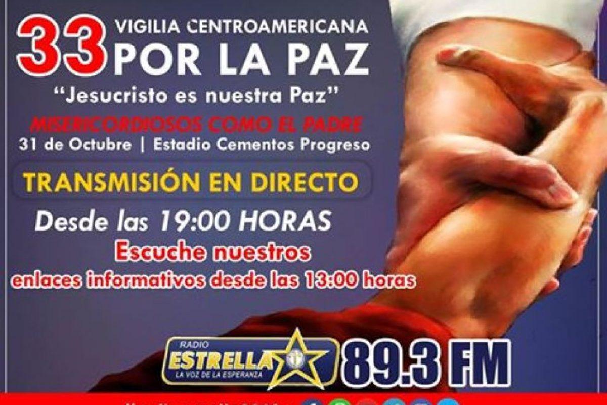 Foto:Facebook/vigiliacentroamericanaporlapaz