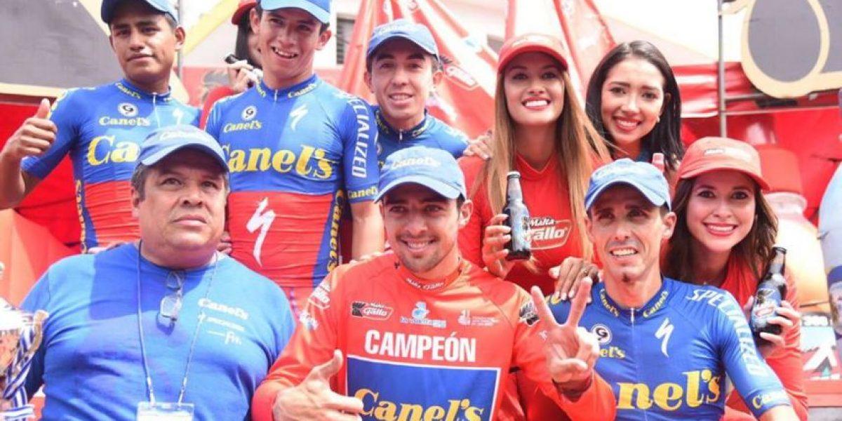 ¡El bicampeón se llama Román Villalobos!