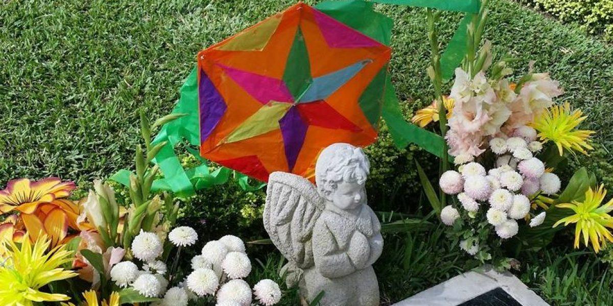Alegrías y tristezas se recuerdan en cementerio de la zona 5 capitalina
