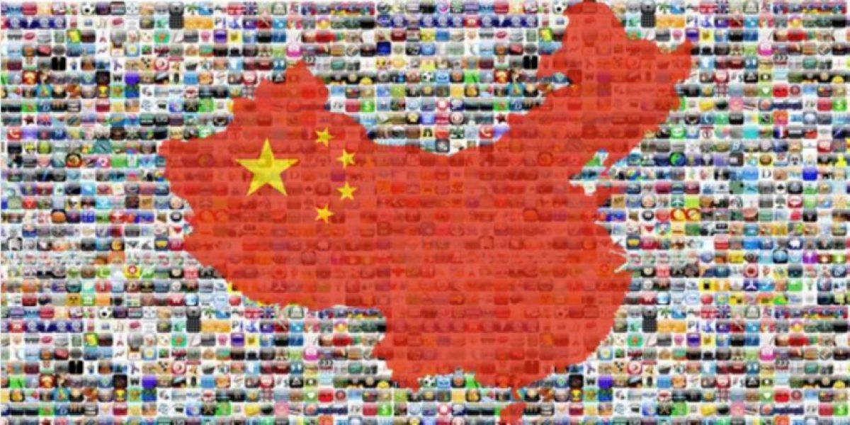 Las versiones chinas de Facebook, WhatsApp y otras redes sociales