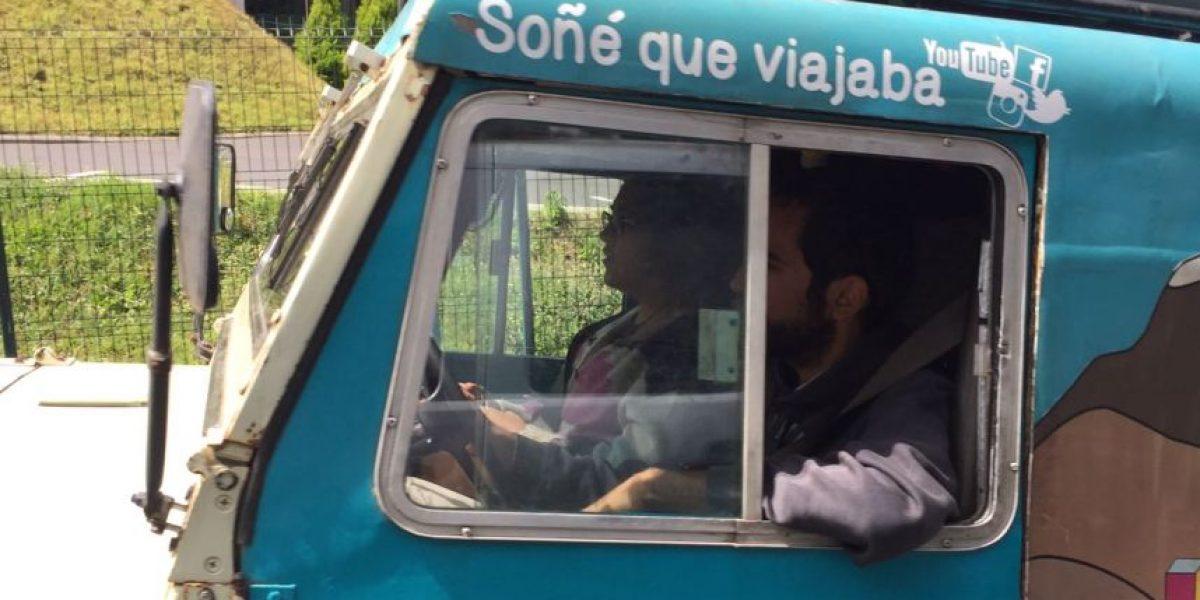 Turistas argentinos de