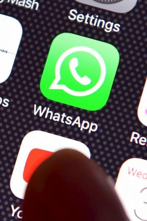 """Getty Images Foto:Según el periódico """"El Comercio"""" en Perú, una mujer pidió auxilio vía WhatsApp y no fue atendida."""