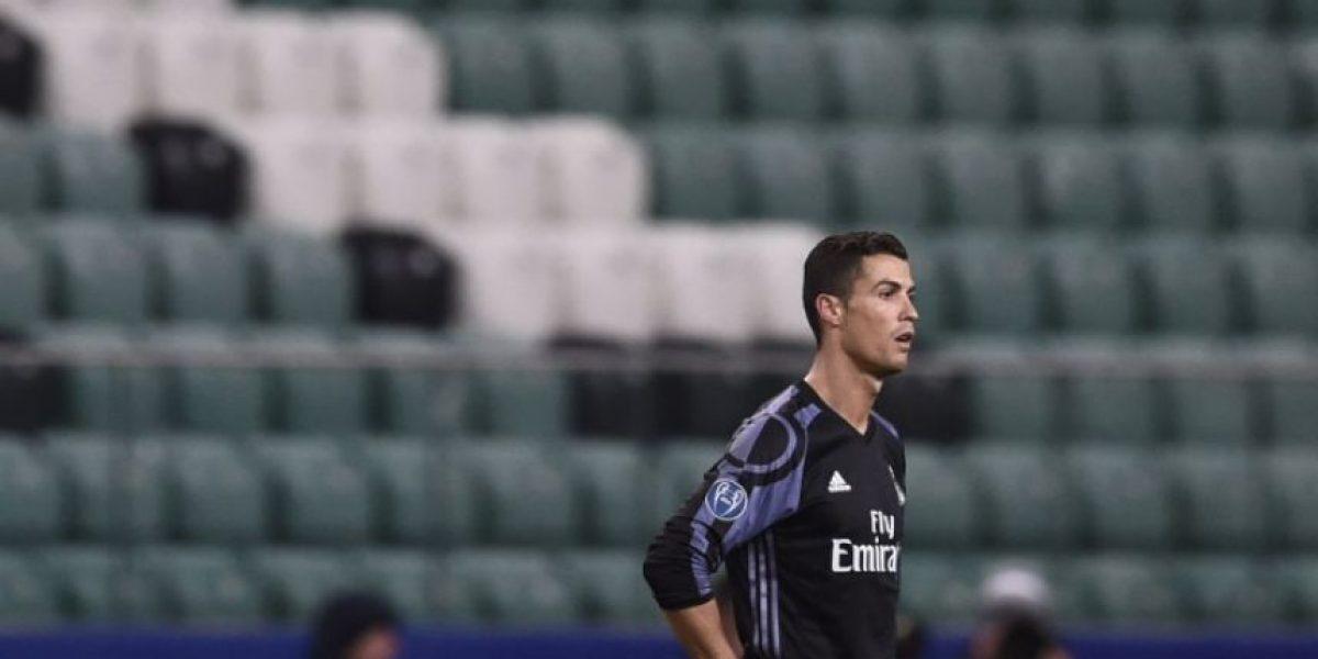 El Real Madrid sufre y cede un empate en Polonia
