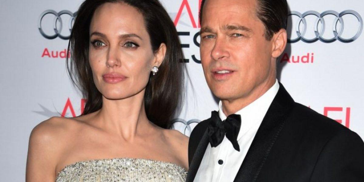 Fuente cercana a Angelina Jolie y Brad Pitt