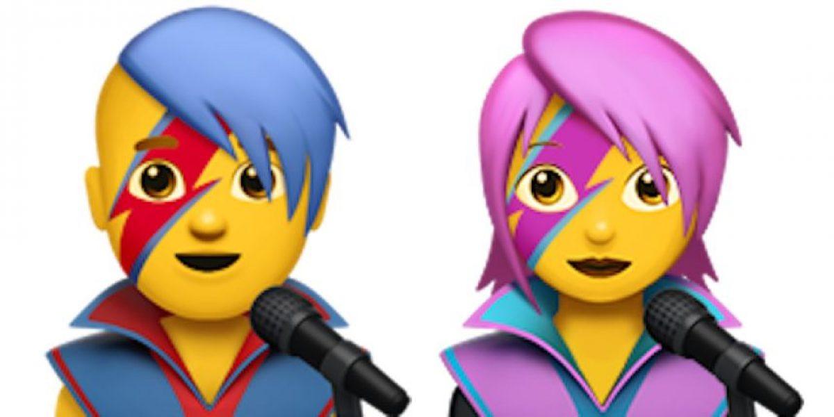 Apple homenajea a David Bowie con estos emojis especiales