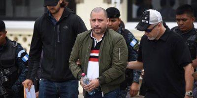"""""""El fantasma"""" y su esposa le dicen adiós a Guatemala tras ser extraditados hacia Estados Unidos"""