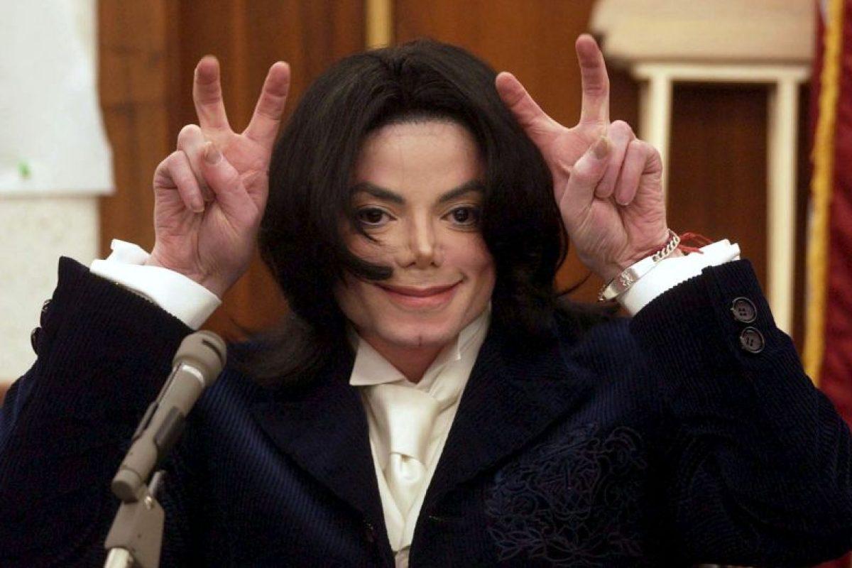 Getty Images Foto:Michael Jackson