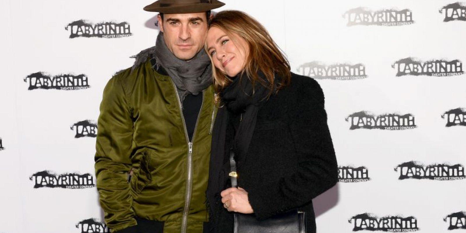 Getty Images Foto:El esposo de Jen publicó una polémica foto en su Instagram
