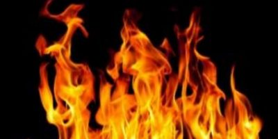 Se echa un gas en operación y termina incendiando la habitación