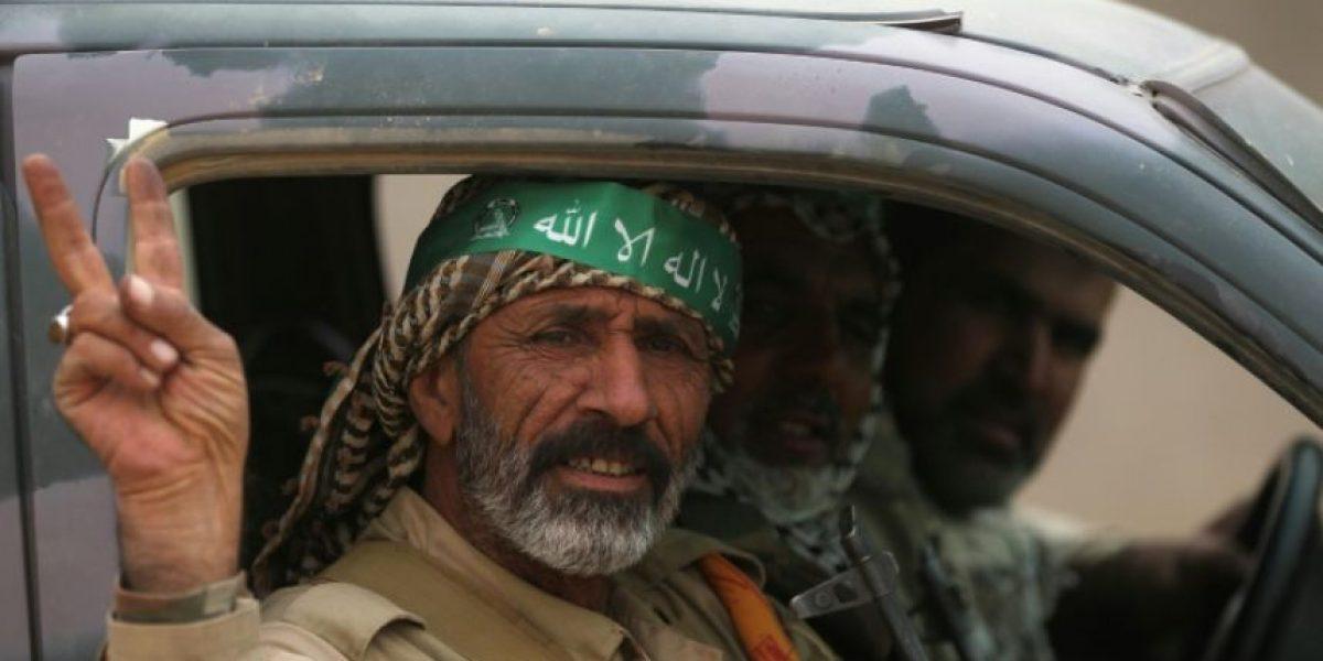 El líder del EI llama a los yihadistas a resistir en Mosul
