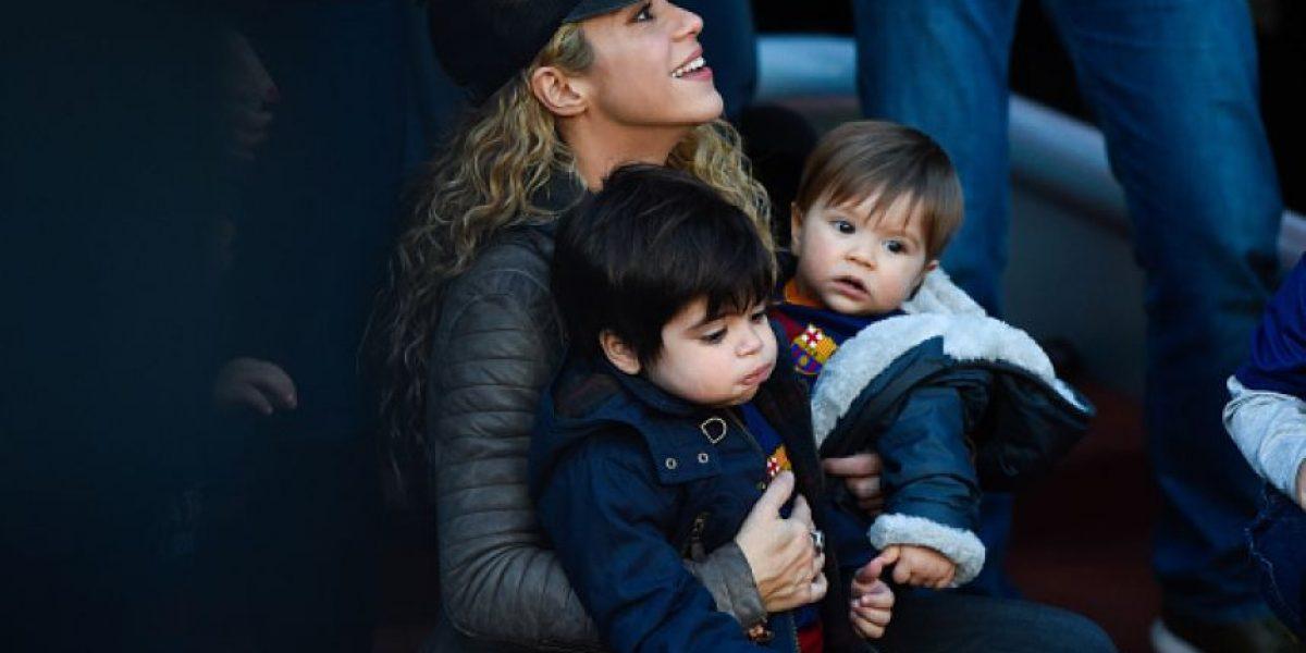 Hijo de Shakira fue internado en un hospital de Barcelona
