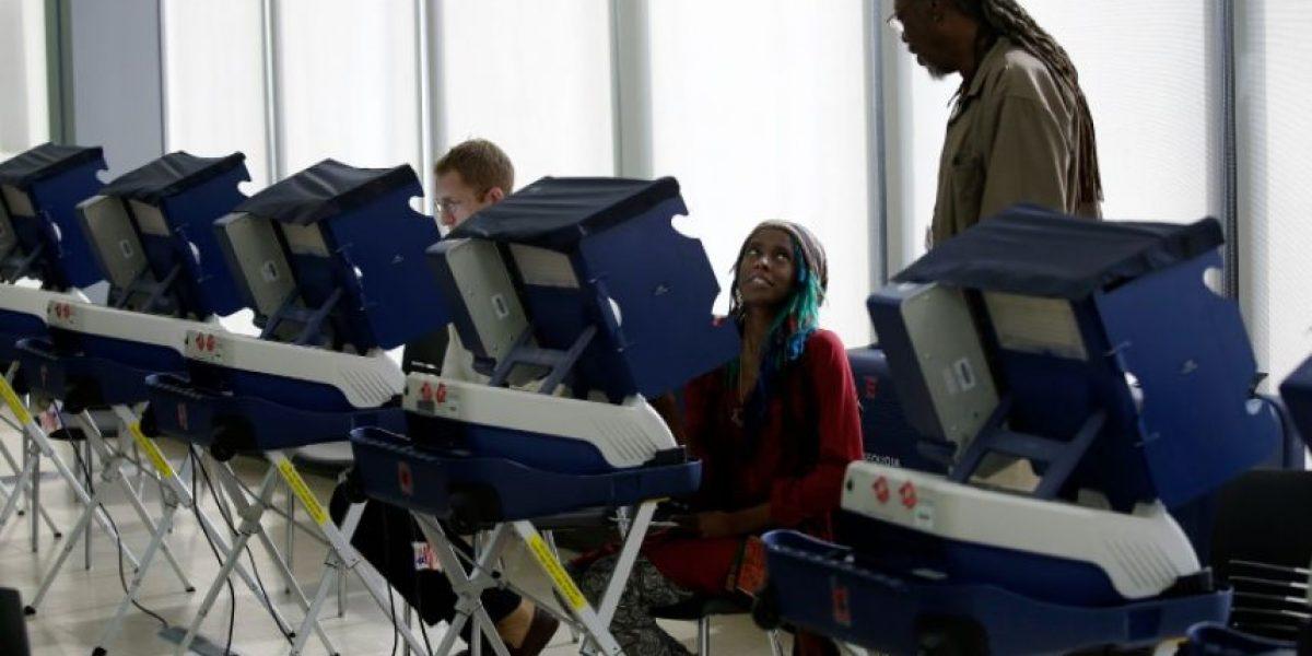 El voto anticipado marca tendencia antes de la elección en EEUU
