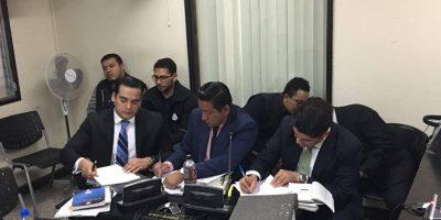 En desarrollo audiencia de primera declaración por caso de corrupción en la Digef