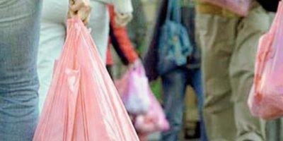 Proponen eliminar el uso de bolsas plásticas