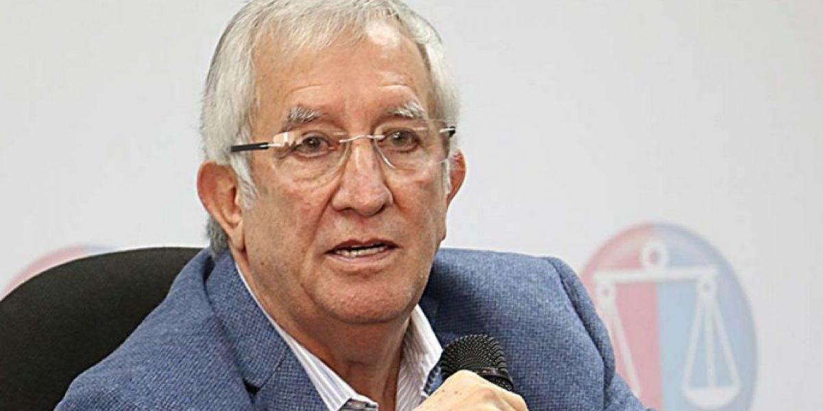 Candidato de FCN-Nación declina dirigir el Congreso