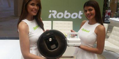 Te sorprenderá lo que pueden hacer estos robots domésticos de iRobot