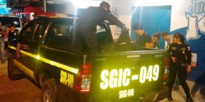 Rescatan a 40 víctimas de explotación sexual en Petén