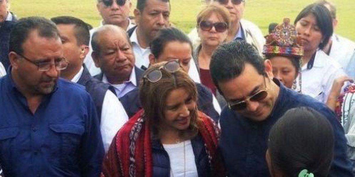 La Corte Suprema de Justicia rechaza un antejuicio promovido en contra del presidente Jimmy Morales