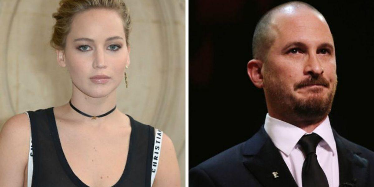 Jennifer Lawrence es captada por primera vez con su supuesto novio 21 años mayor