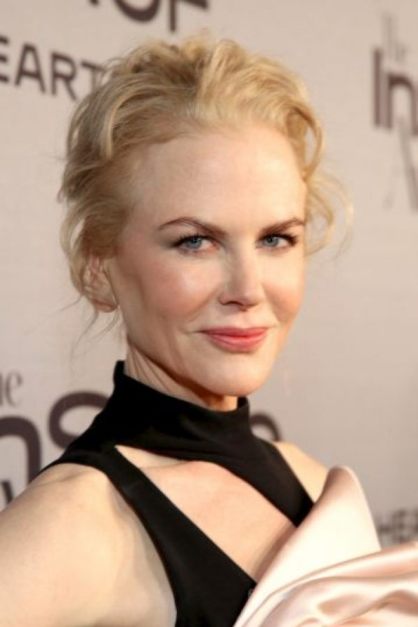 Getty Images Foto:Nicole Kidman