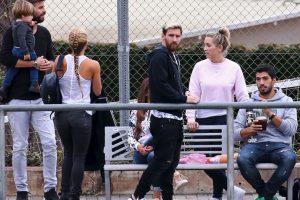 Grosby Group Foto:Antonella y Roccuzzo y Shakira no mantienen una buena relación