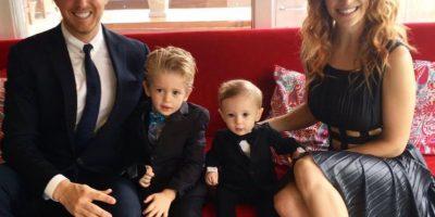 Facebook.com/MichaelBublé Foto:Ambos suspendieron todas sus actividades para dedicarse al 100% a cuidar de su familia