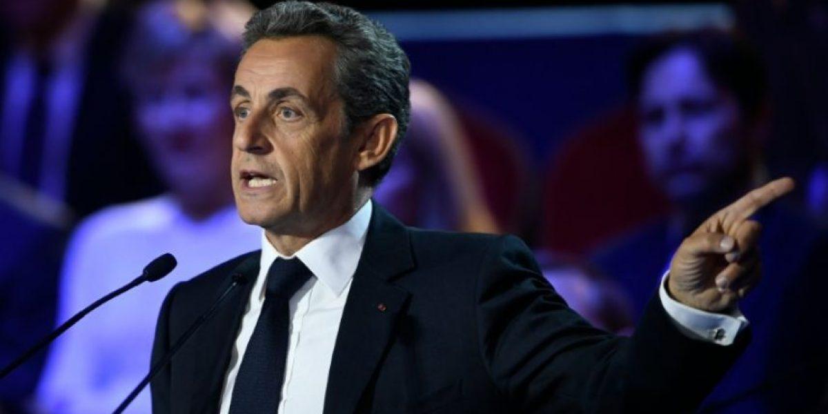 Sarkozy, bajo fuego cruzado en el debate de las primarias de la derecha francesa
