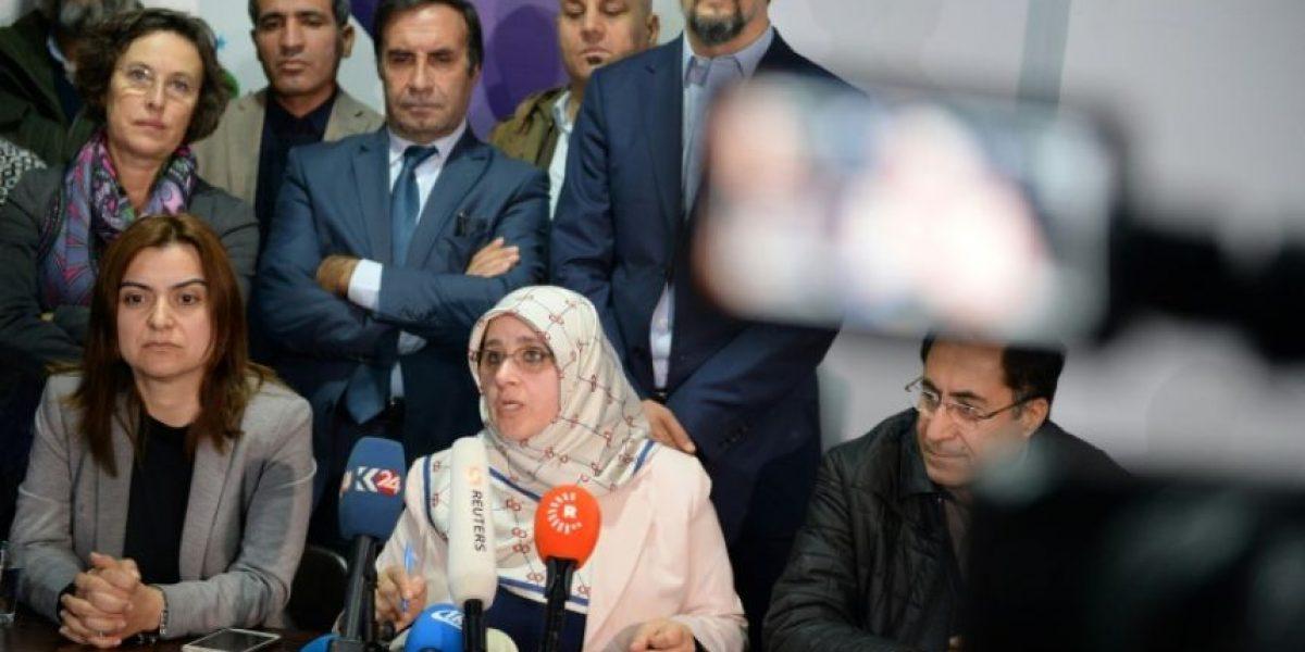 Detenidos en Turquía varios líderes del principal partido prokurdo