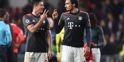 El Bayern Múnich jugará con una camiseta