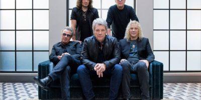 Bon Jovi presenta su décimo tercer álbum de estudio