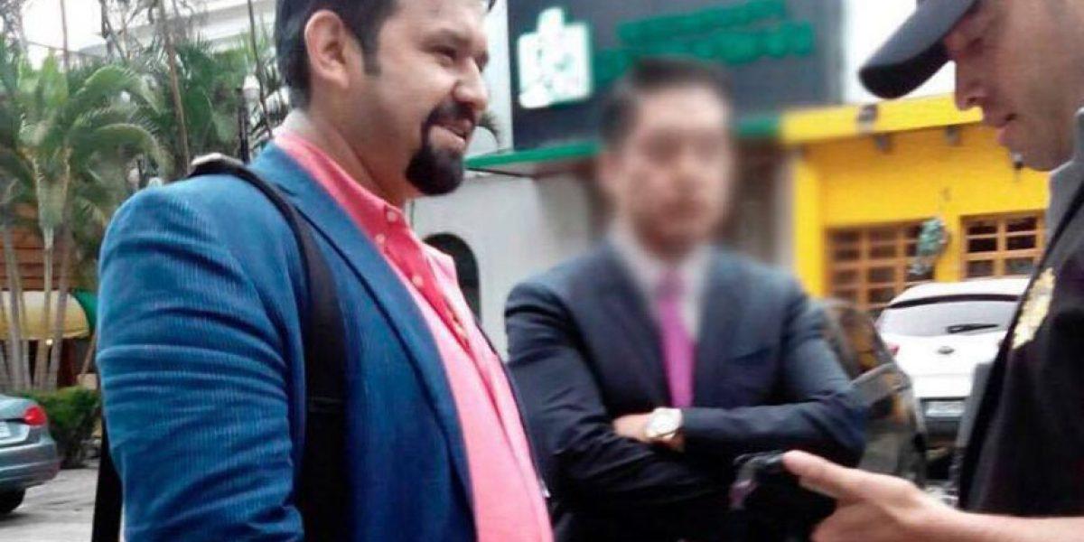 Capturan a Manuel Arenales Monroy, alias