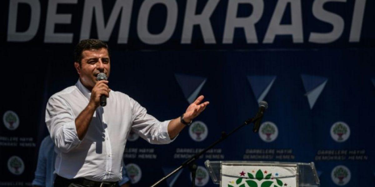 Selahattin Demirtas, ícono kurdo y obsesión del presidente turco