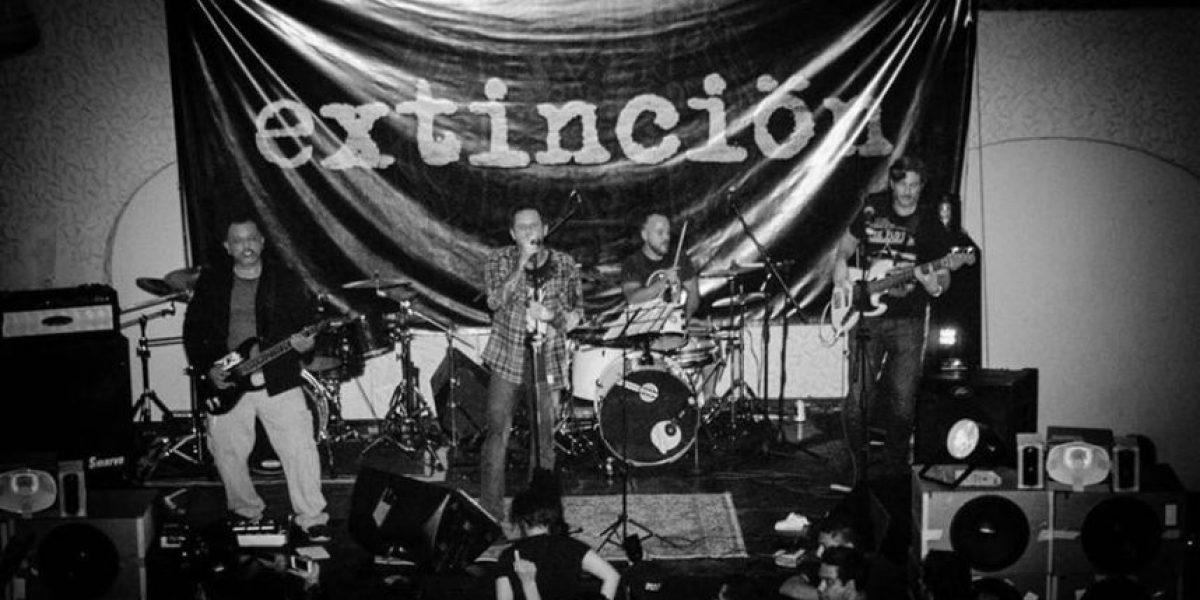 E.X.T.I.N.C.I.O.N. realizará concierto