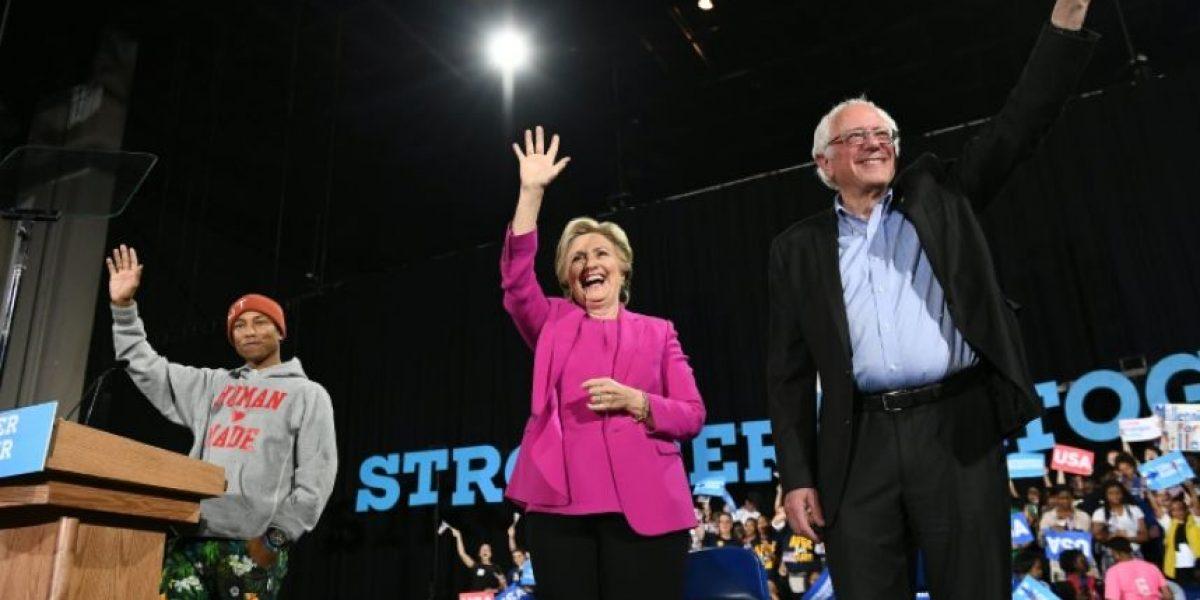 Clinton y Trump en un frenético último fin de semana de campaña
