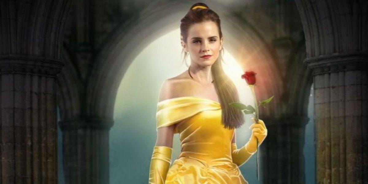 Así Emma Watson demostró que las princesas no tienen que ser