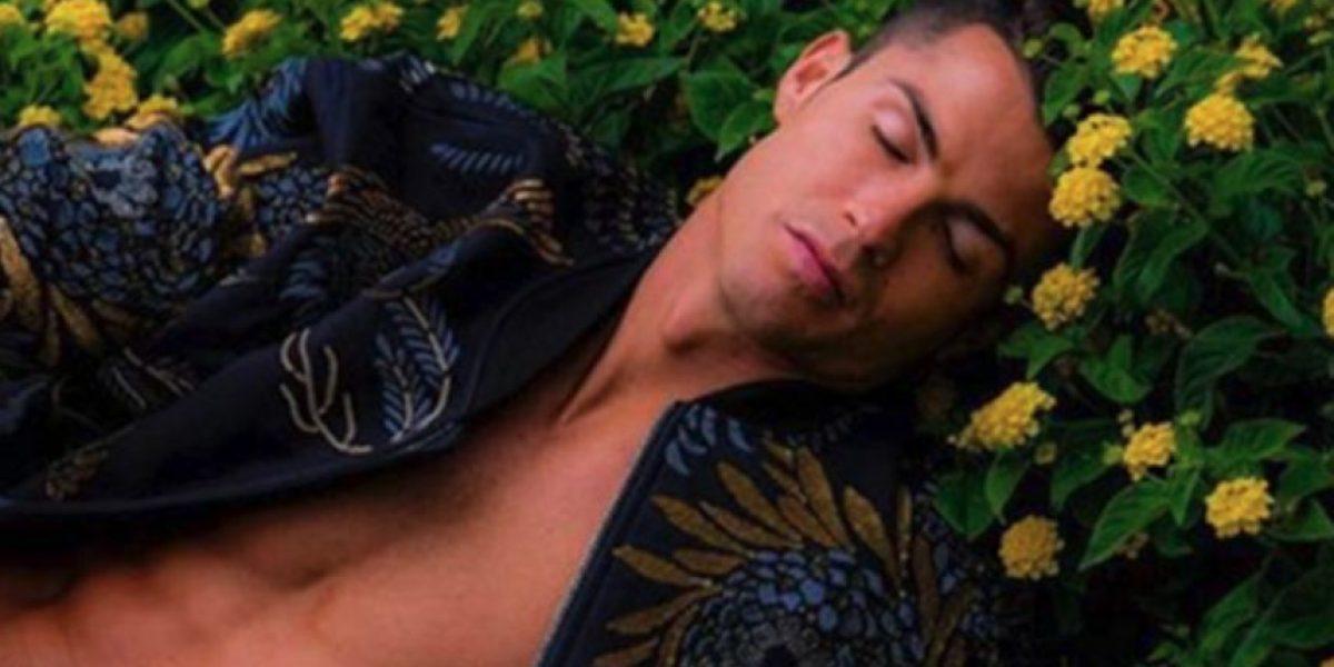 Cristiano Ronaldo mueve las redes con una foto muy sugerente