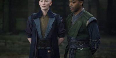 """""""Doctor Strange"""" en el cine en medio de controversia por diversidad"""