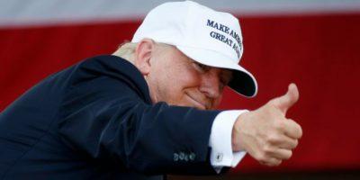 El candidato a la Casa Blanca por el Partido Republicano, Donald Trump, en un acto de campaña en Miami el 2 de noviembre de 2016 Foto:Rhona Wise/afp.com