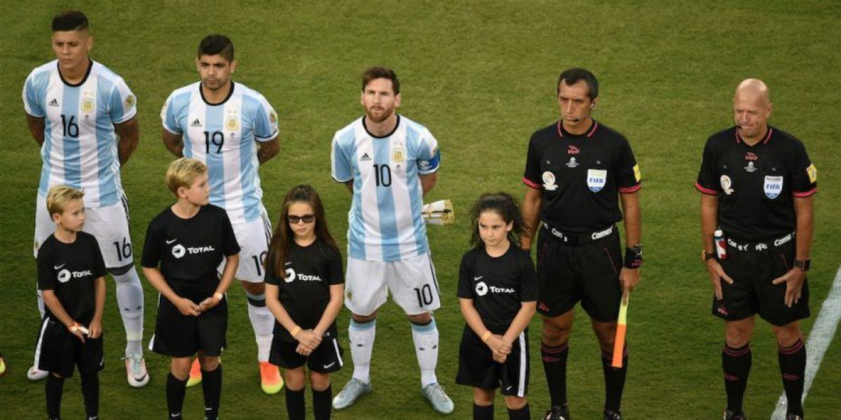 Argentina fuera del Mundial empieza a rezarle a su