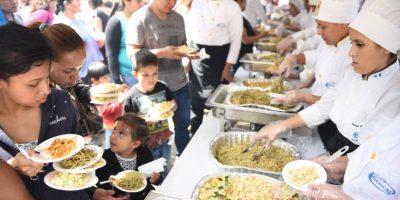 El INTECAP y Pastas La Moderna se unen en apoyo social en la celebración del Día Mundial de la Pasta
