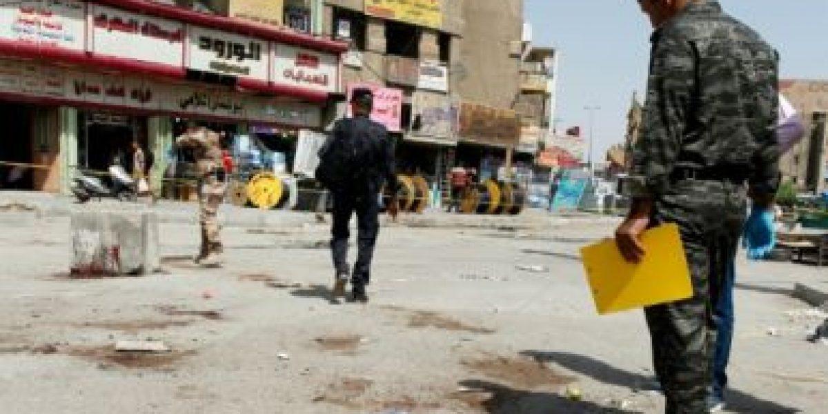 Al menos 18 muertos por dos atentados suicidas en Irak