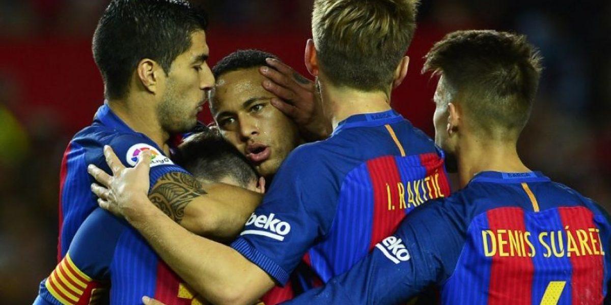 VIDEO. Sevilla cae ante el Barcelona con goles de Messi y Suárez